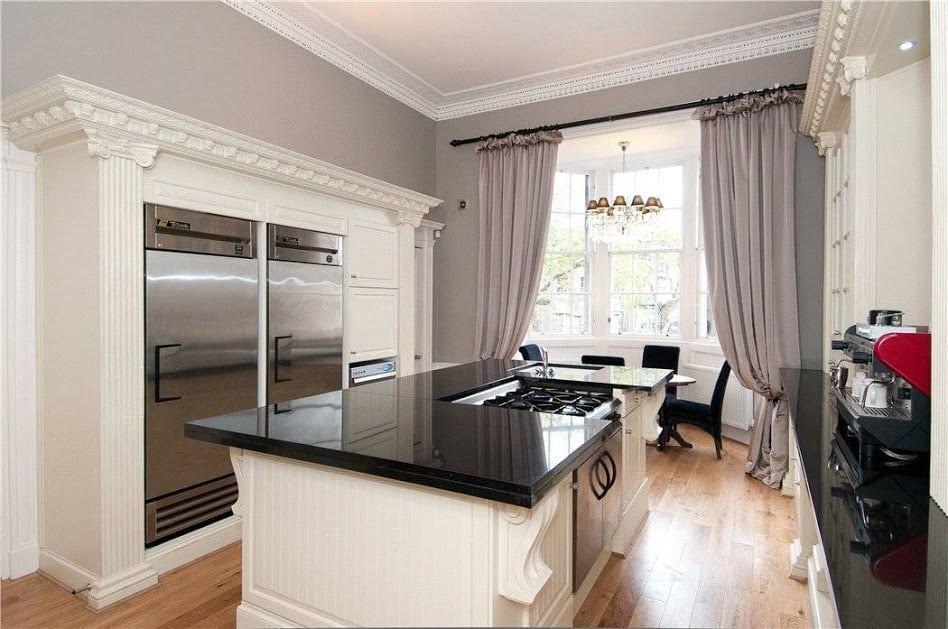 Property Repair Fixed Price Kitchen Renovation In Edinburgh