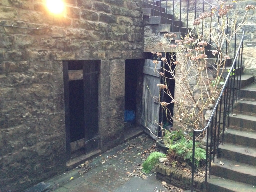 Cellar Conversions In Edinburgh's New