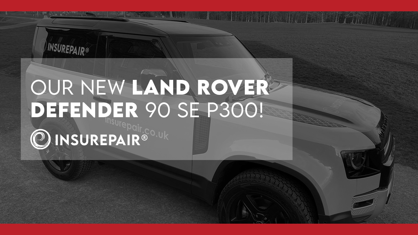 INSUREPAIR ® Land Rover Defender 90 SE P300